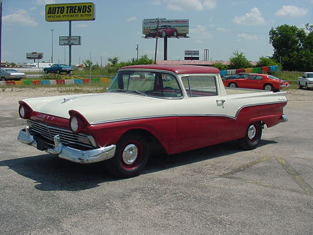 1957 ford ranchero value. Black Bedroom Furniture Sets. Home Design Ideas