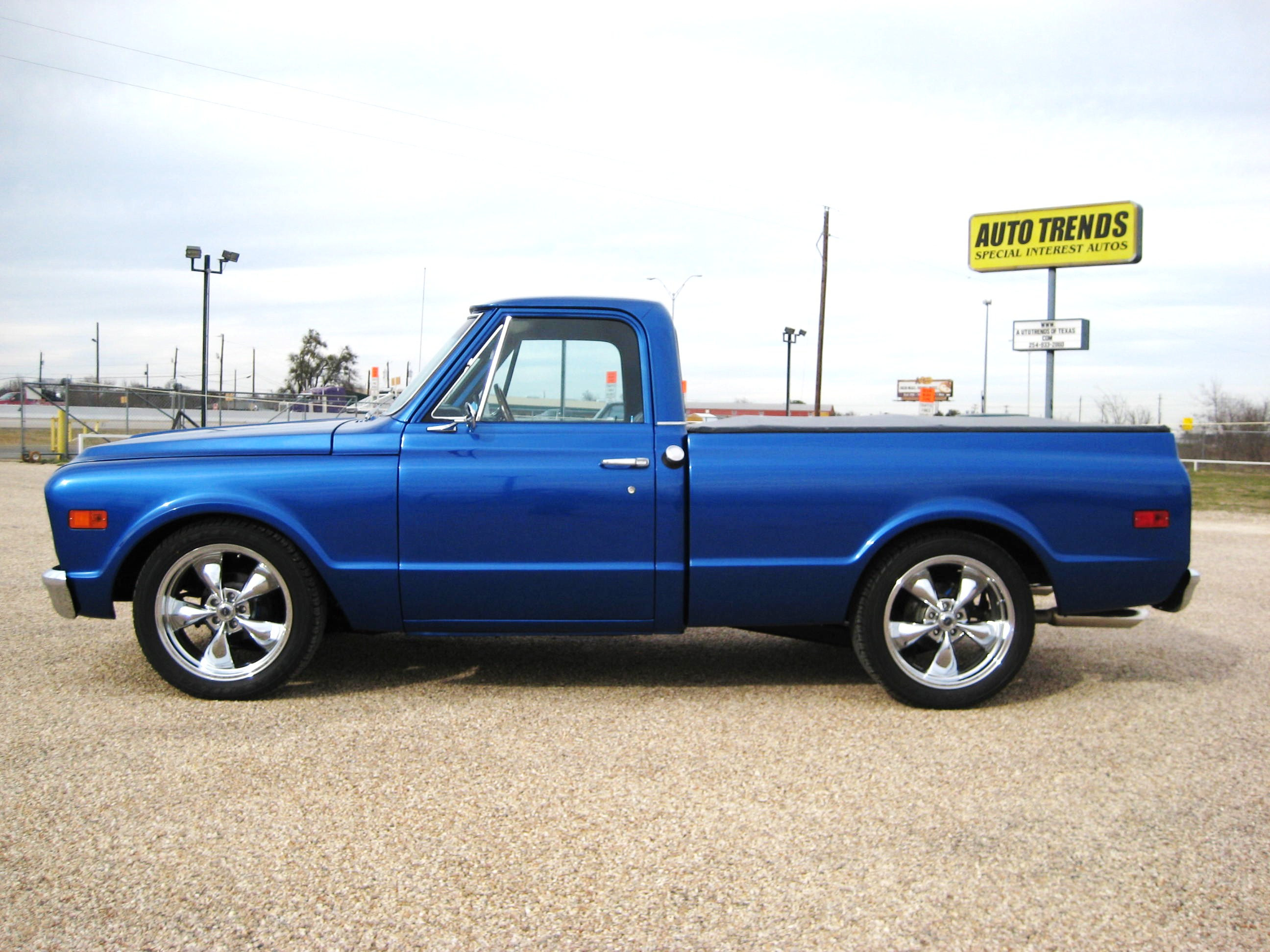 1970 Chevy Pickup >> C10 | AutoTrends