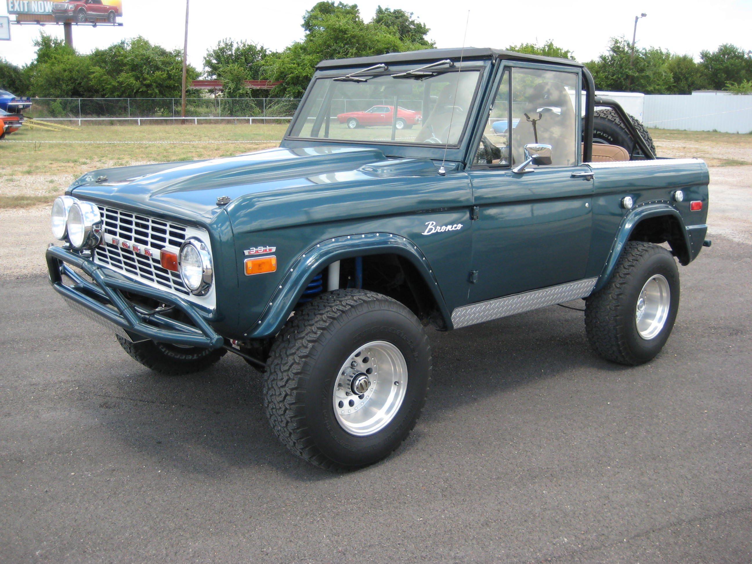 the for sale back trucks bronco prevnext ford bringing cool
