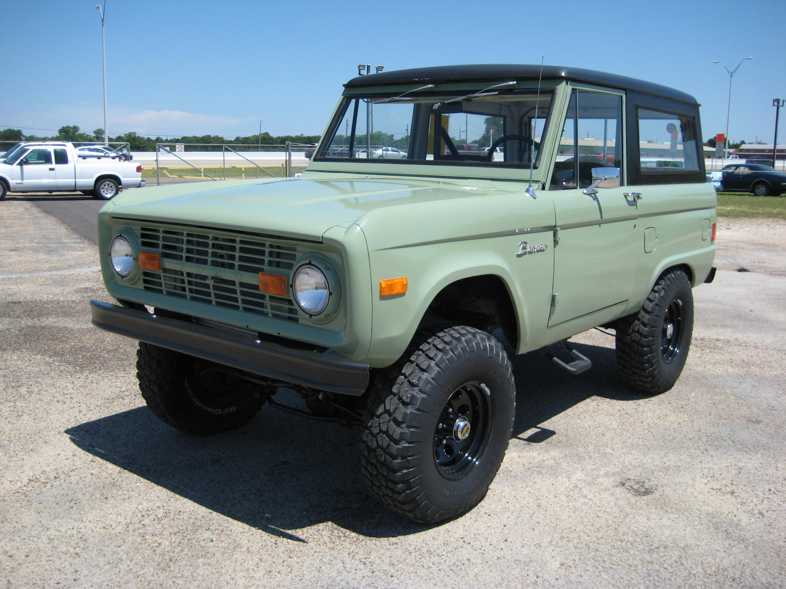 sale original ride at ford for specs photos modification info bronco
