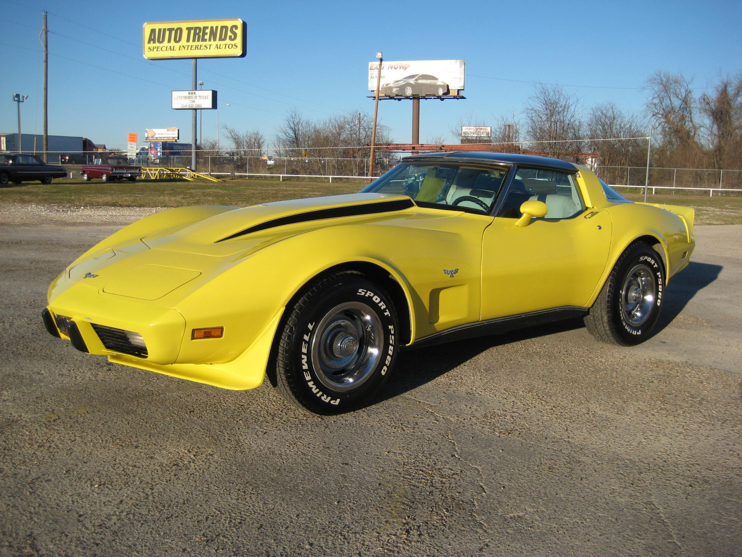 1979 Corvette Autotrends