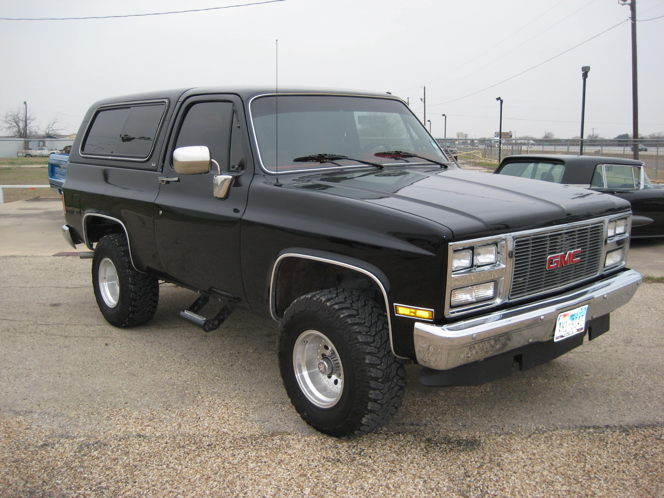 1990 Gmc Jimmy Autotrends